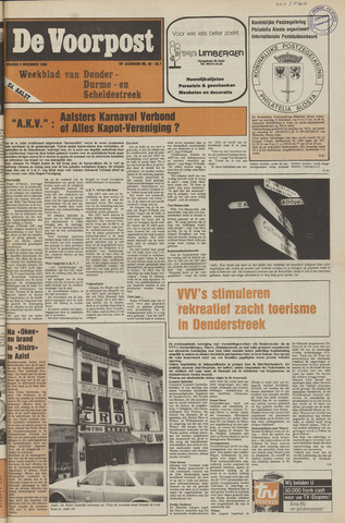 De Voorpost 1986-12-05