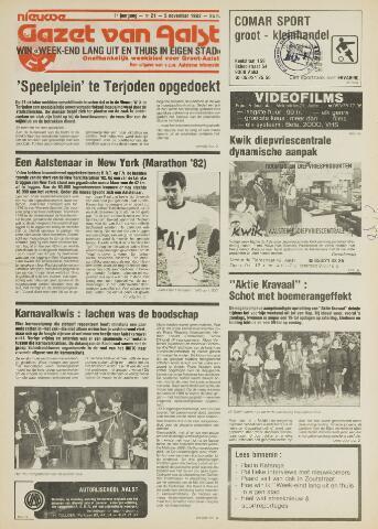 Nieuwe Gazet van Aalst 1982-11-05