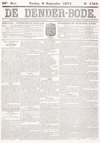 De Denderbode 1874-09-06