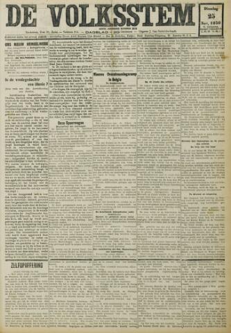De Volksstem 1930-11-25