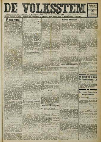 De Volksstem 1926-04-04