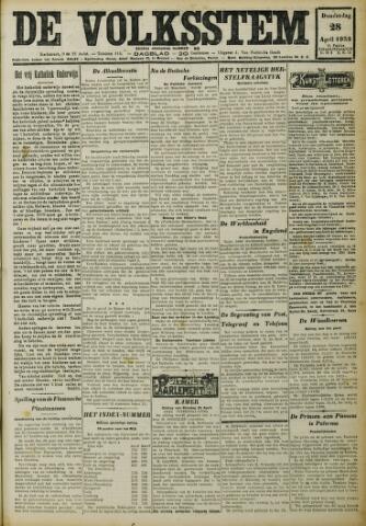 De Volksstem 1932-04-28
