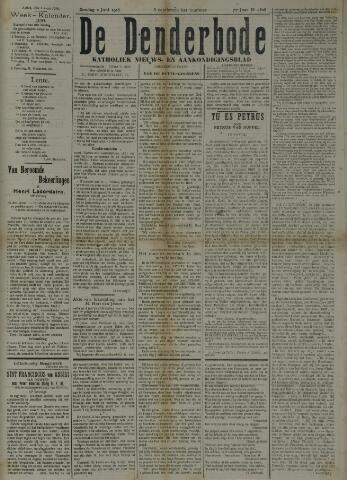 De Denderbode 1918-06-02