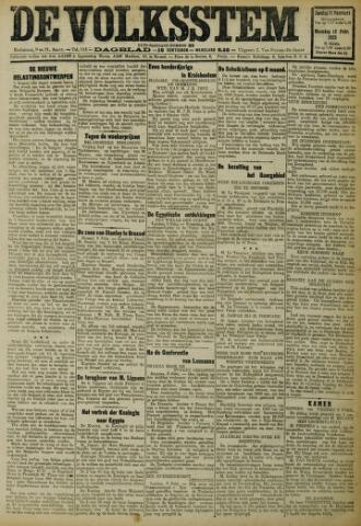 De Volksstem 1923-02-11