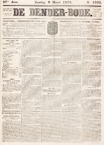 De Denderbode 1873-03-09