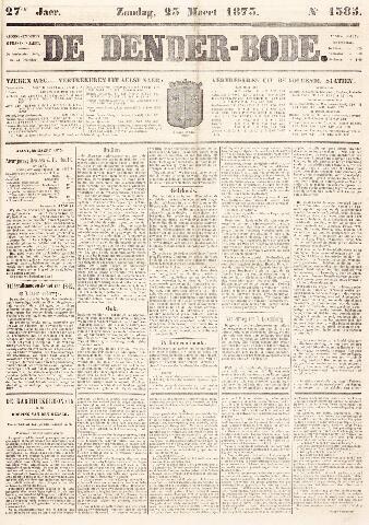 De Denderbode 1873-03-23