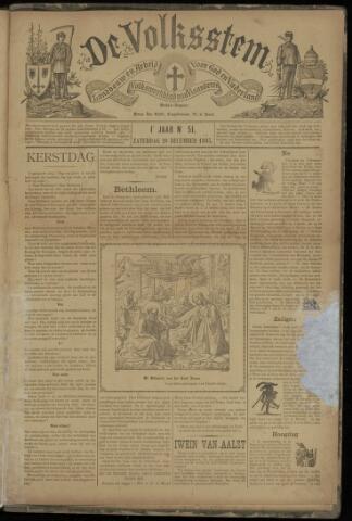 De Volksstem 1895-12-28