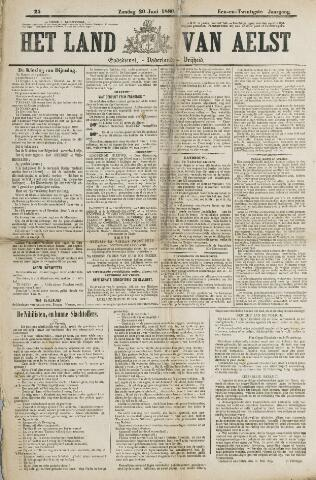 Het Land van Aelst 1880-06-20