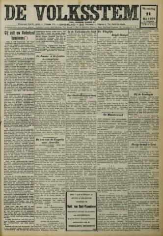 De Volksstem 1930-05-21