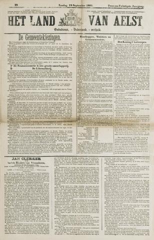 Het Land van Aelst 1881-09-18