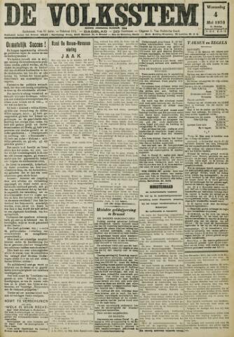 De Volksstem 1932-05-04
