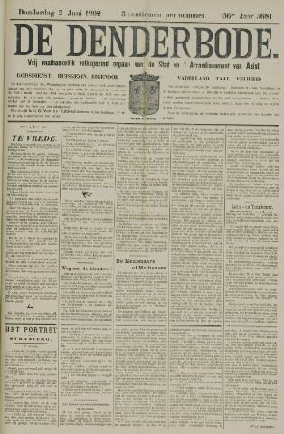 De Denderbode 1902-06-05