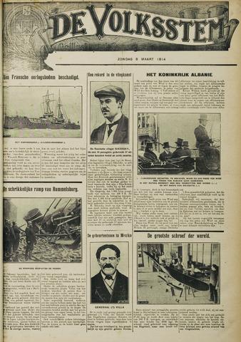 De Volksstem 1914-03-08