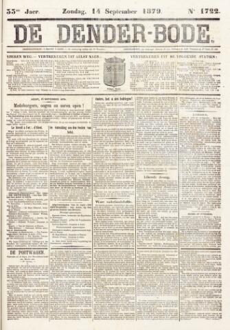 De Denderbode 1879-09-14