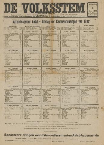 De Volksstem 1932-12-01