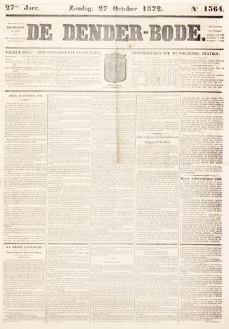 De Denderbode 1872-10-27