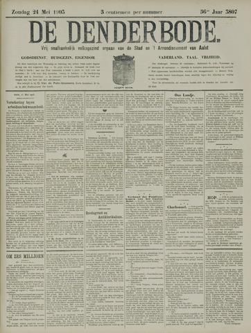 De Denderbode 1903-05-24