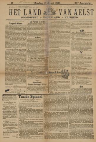 Het Land van Aelst 1889-03-17