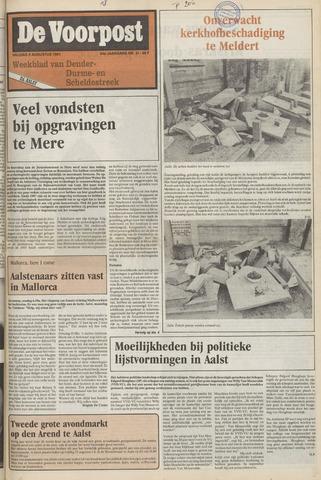 De Voorpost 1991-08-09