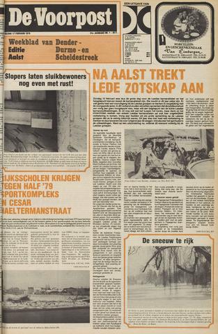 De Voorpost 1978-02-17