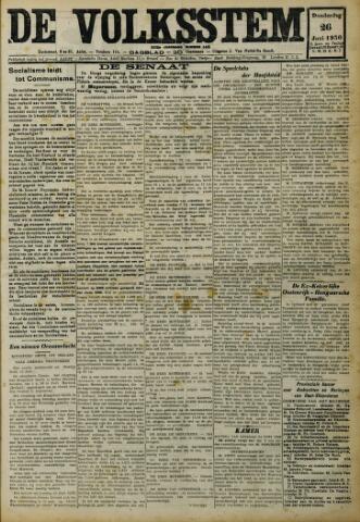 De Volksstem 1930-06-26