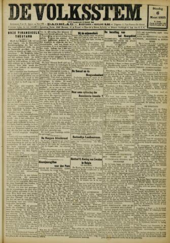 De Volksstem 1923-03-06