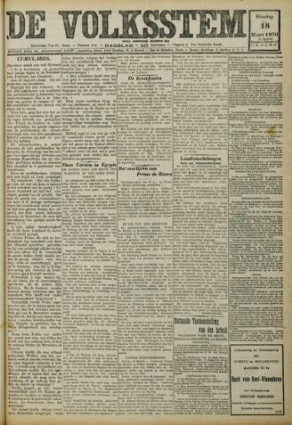 De Volksstem 1930-03-18