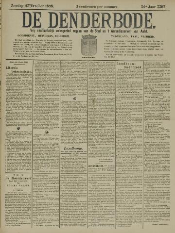 De Denderbode 1898-10-23