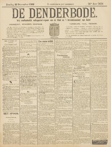 De Denderbode 1901-12-22
