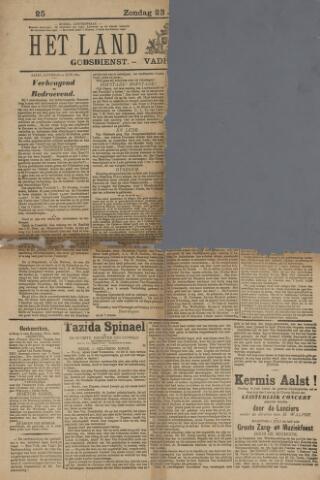 Het Land van Aelst 1889-06-23