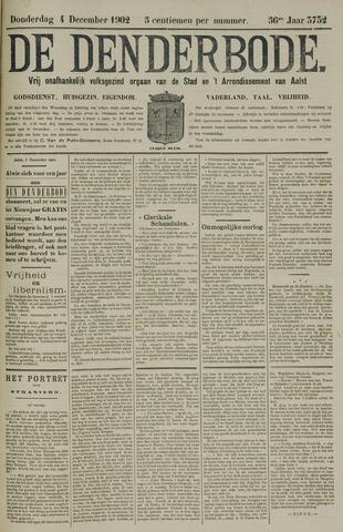 De Denderbode 1902-12-04