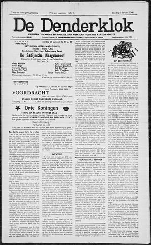 Denderklok 1948