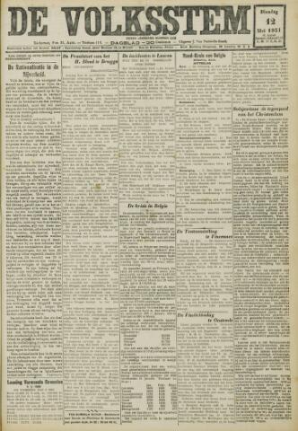 De Volksstem 1931-05-12