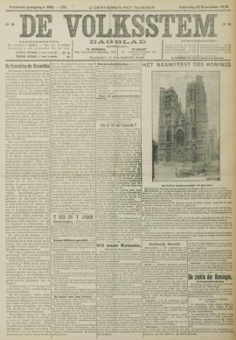 De Volksstem 1910-11-26