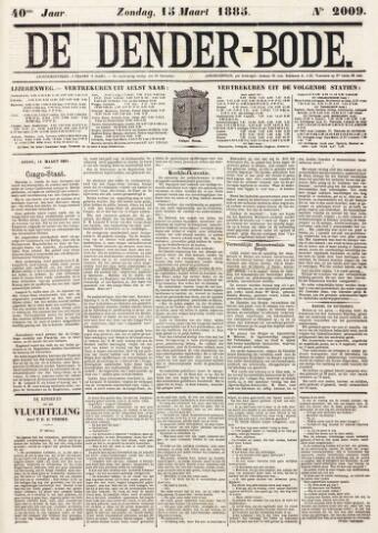 De Denderbode 1885-03-15