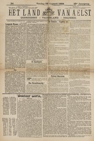 Het Land van Aelst 1888-08-26