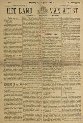 Het Land van Aelst 1893