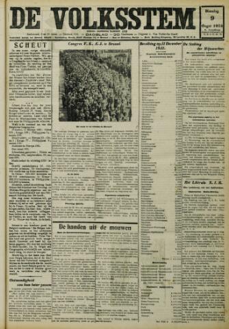De Volksstem 1932-08-09