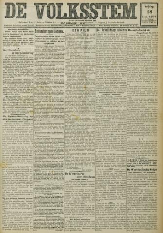 De Volksstem 1931-09-18