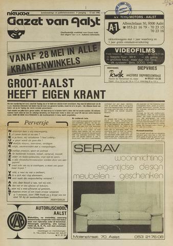 De Gazet van Aalst 1982