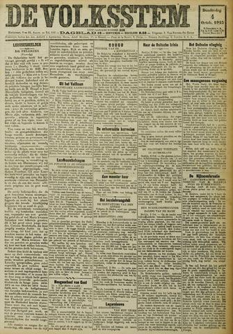 De Volksstem 1923-10-04