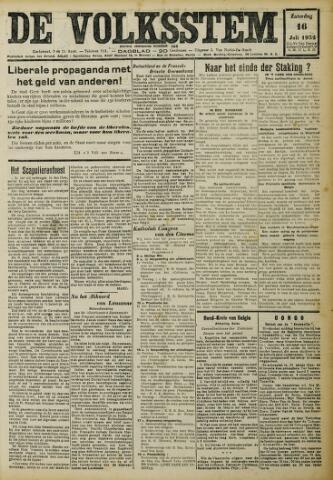 De Volksstem 1932-07-16