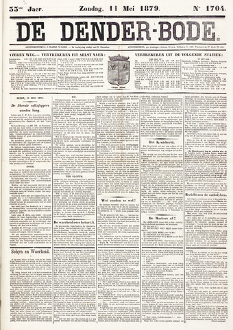 De Denderbode 1879-05-11
