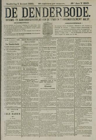 De Denderbode 1895