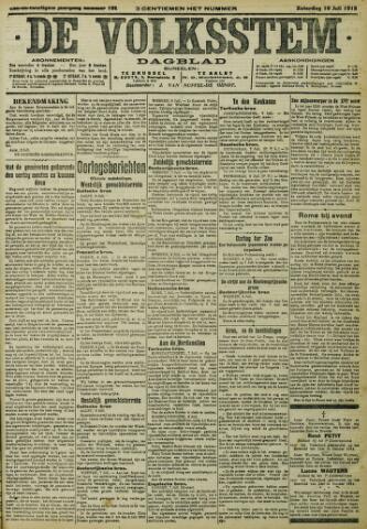 De Volksstem 1915-07-10