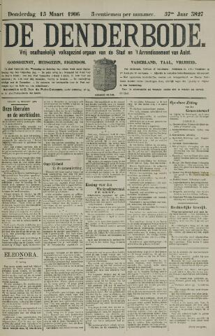 De Denderbode 1906-03-15