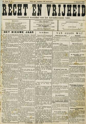 Recht en Vrijheid 1926
