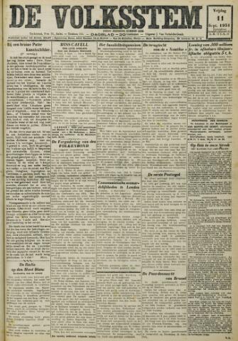 De Volksstem 1931-09-11
