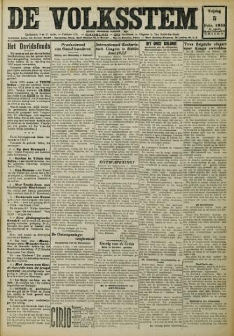 De Volksstem 1932-02-05