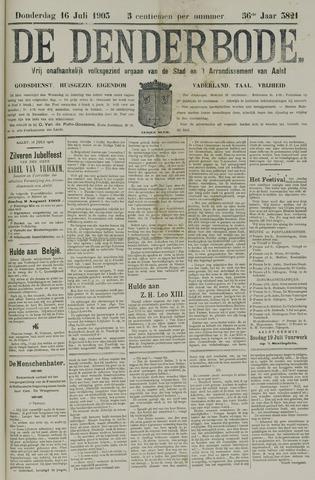 De Denderbode 1903-07-16